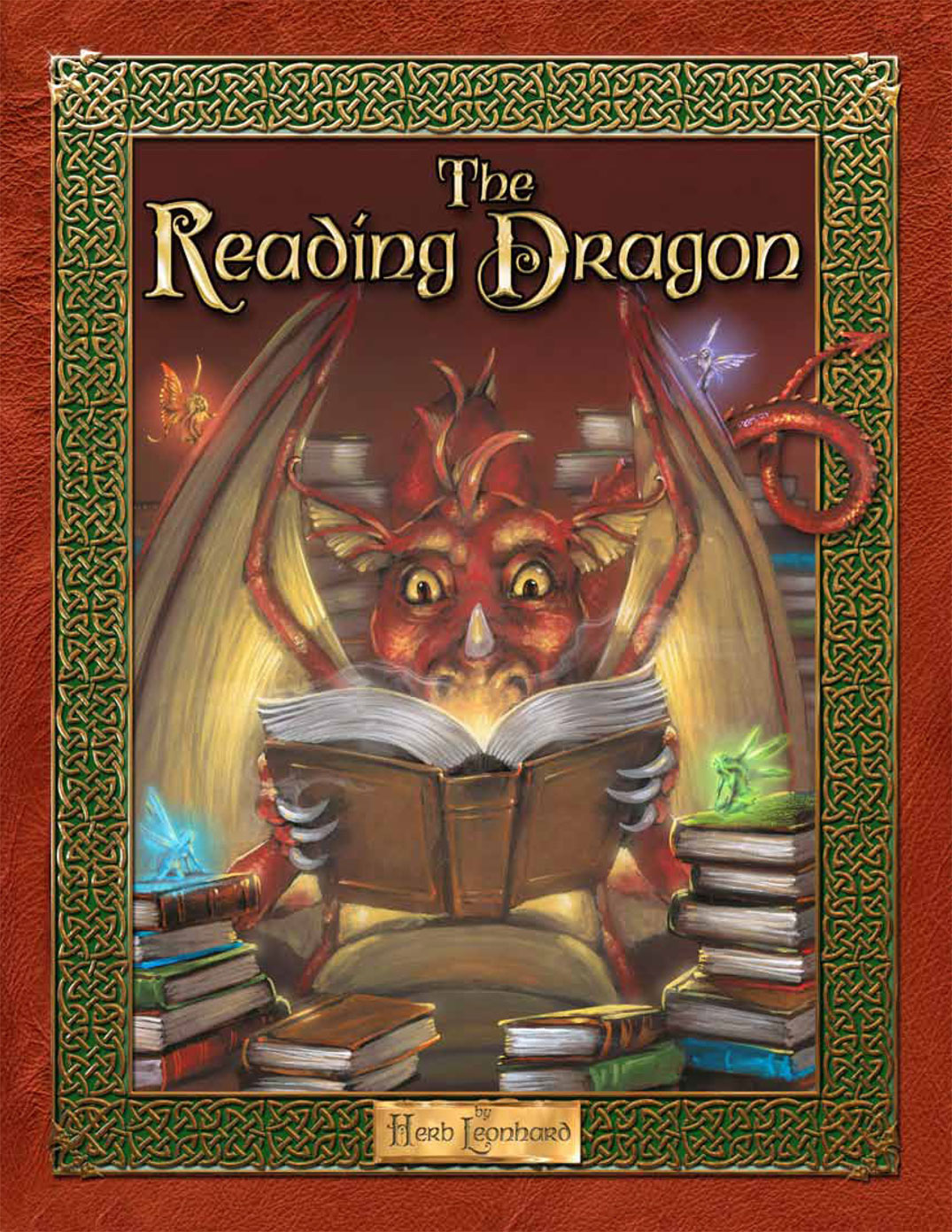 The Reading Dragon
