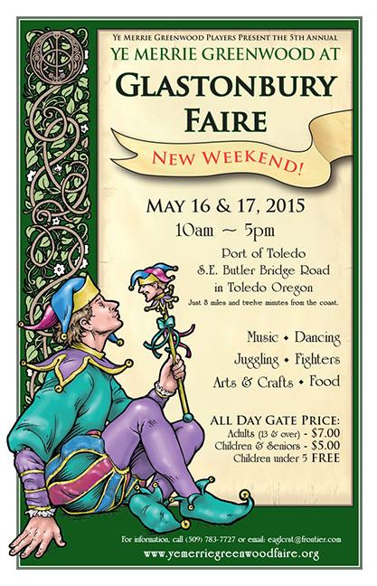 Renaissance Faire Poster