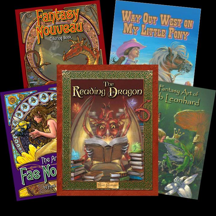 Herb Leonhard books